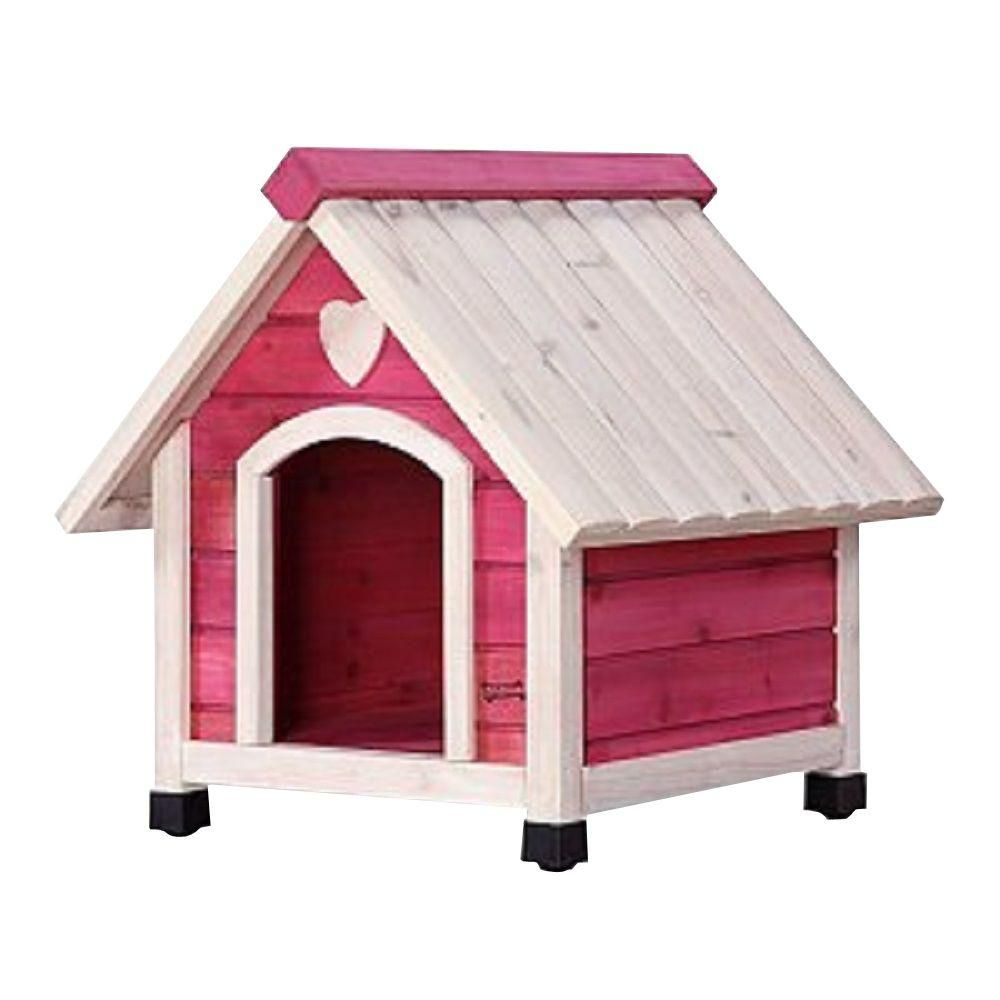 Pet Squeak 1 8 Ft L X 1 85 Ft W X 1 9 Ft H Arf Frame Pink Extra
