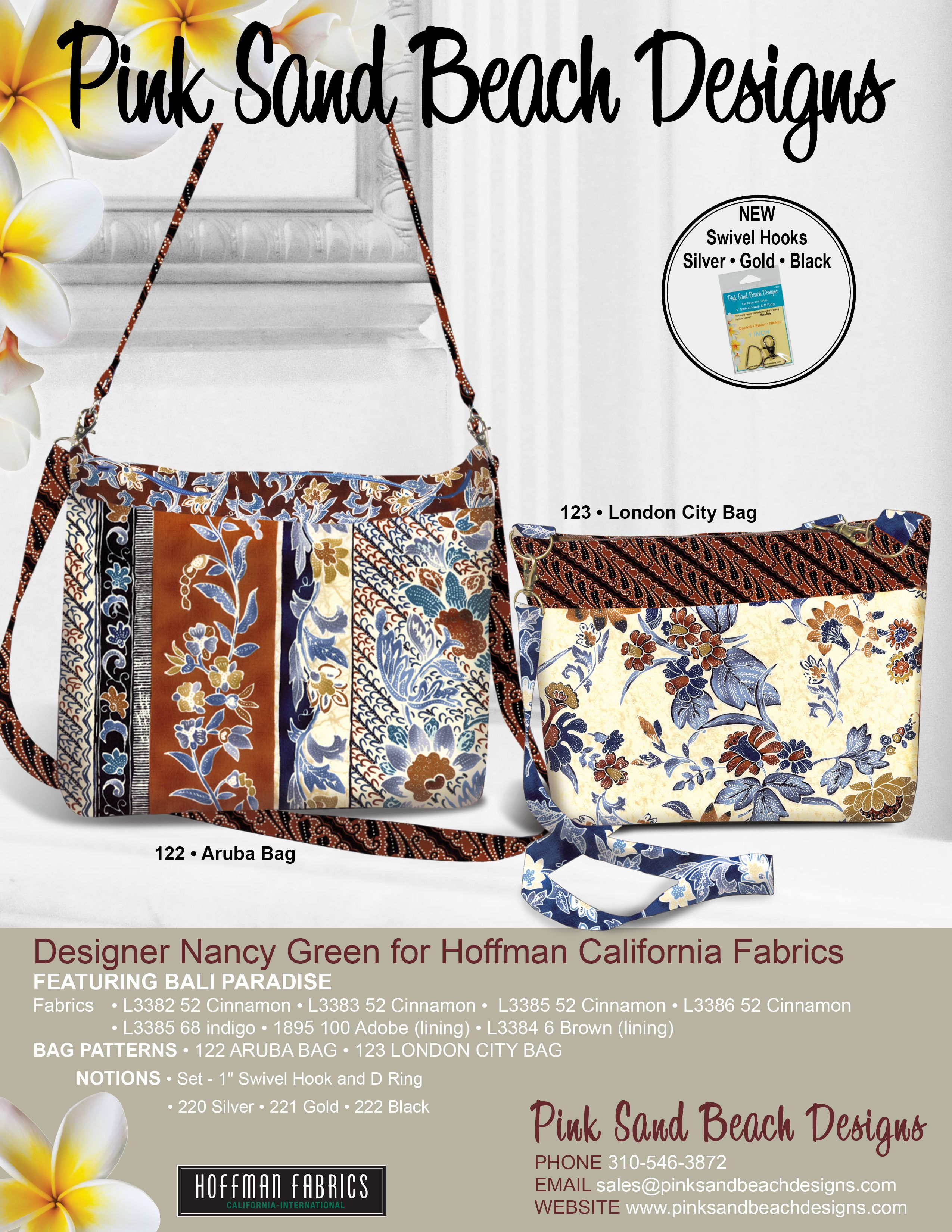 Pink Sand Beach Designs Purse Patterns Aruba Bag And London City Made In Bali Paradise