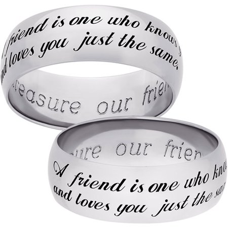Personalized Sterling Silver Sweet Senti Metal Type Products