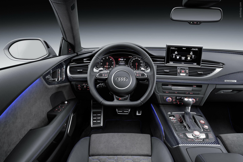 2016 audi rs6 avant и rs7 sportback – форсированный двигатель, новые