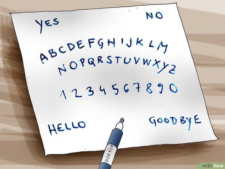 Comment Creer Une Table De Ouija Ouija Table Ouija Planche Ouija