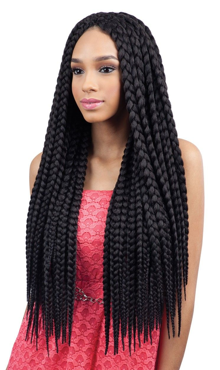 Freetress Que 2x Jumbo Box Crochet Braid Extra Large Perfect For