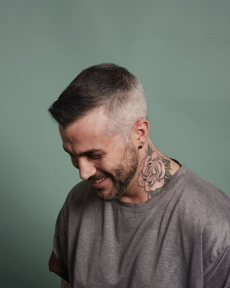 The Best Haircuts For Men With Thin Hair Or Receding
