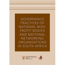 Free Download Governance Practices Of National Non Profit Bodies And National Networking Organisations In South Africa Non Profit Organisation Profit