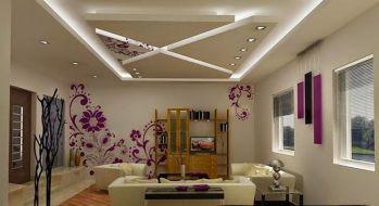 Modern Contemporary Led Strip Ceiling Light Design 23 Luces Decoracion Interiores Y