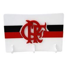 Porta Chave Flamengo Crf Porta Chaves Flamengo Entalhe Em Madeira