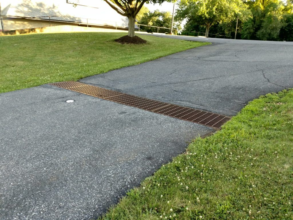 Why Driveway Drainage Is Important Backyard Drainage Driveway Landscaping Drainage