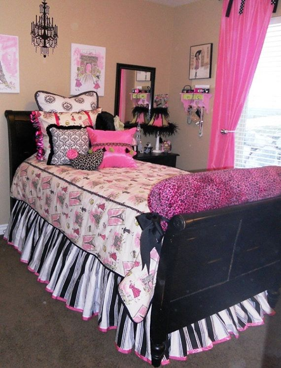 Madison Kids Teen Twin Bedding Set Bedebye Paris By Girls Bedroom Pinterest