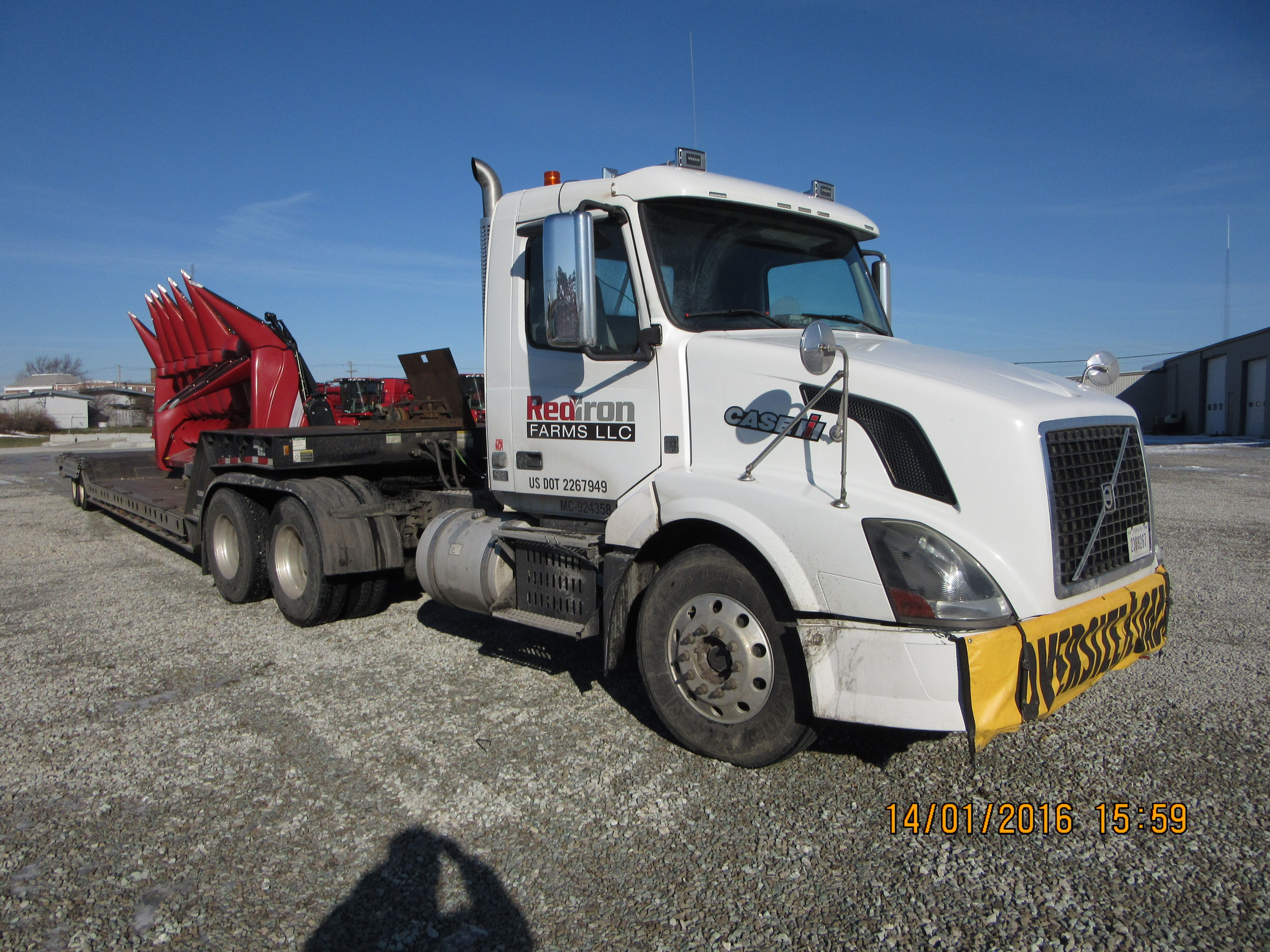 december inc purplewave truck sold auction and flyer trailer