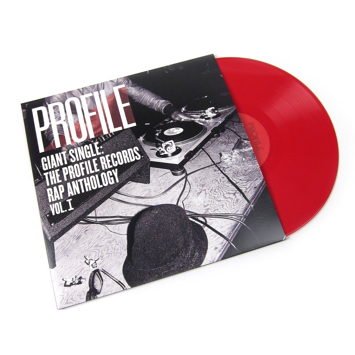 Profile Records Giant Single Profile Records Rap Anthology Vol 1 Colored Vinyl Vinyl 2lp Record Store Day Record Store Anthology Records