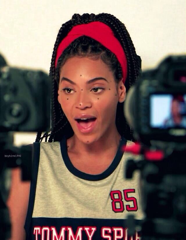 Beyonce Grown Woman Music Video Behind The Scenes Box