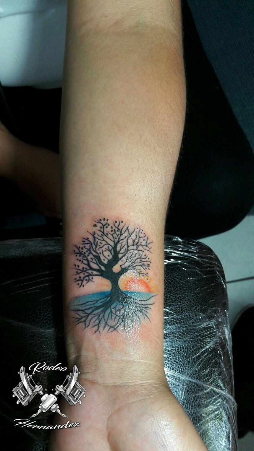 Tatuaje Arbol De La Vida Tattoos Pinterest Tattoos Tattoo