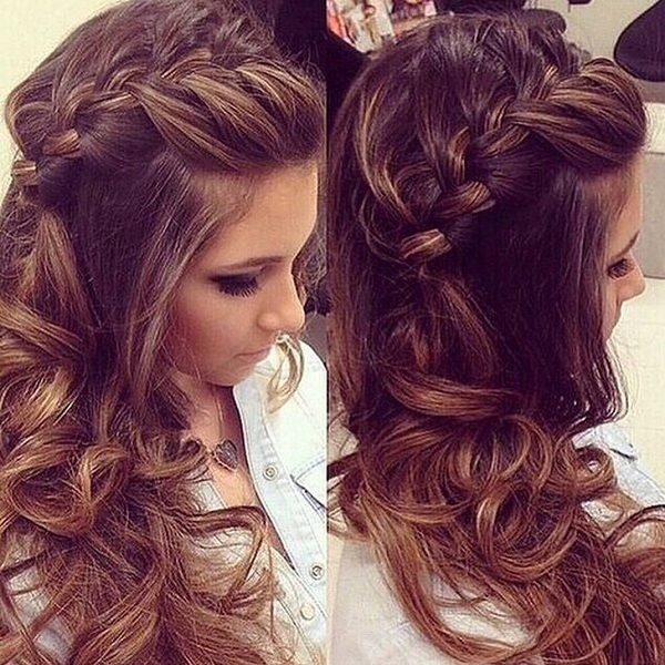 Indian Braids Hairstyle: 9 Best Indian Hairstyles For Curly Hair (With Images