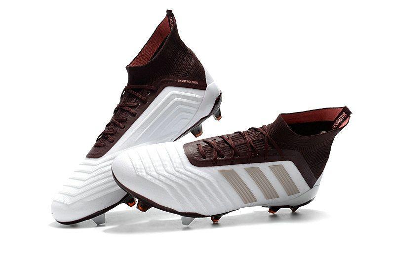 a0340cf9d117c ... adidas predator 18 1 blanco morado mens football shoes
