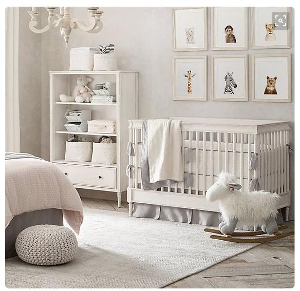 Pin de colleen foreman en cute baby rooms pinterest - Decoracion bebes habitacion ...