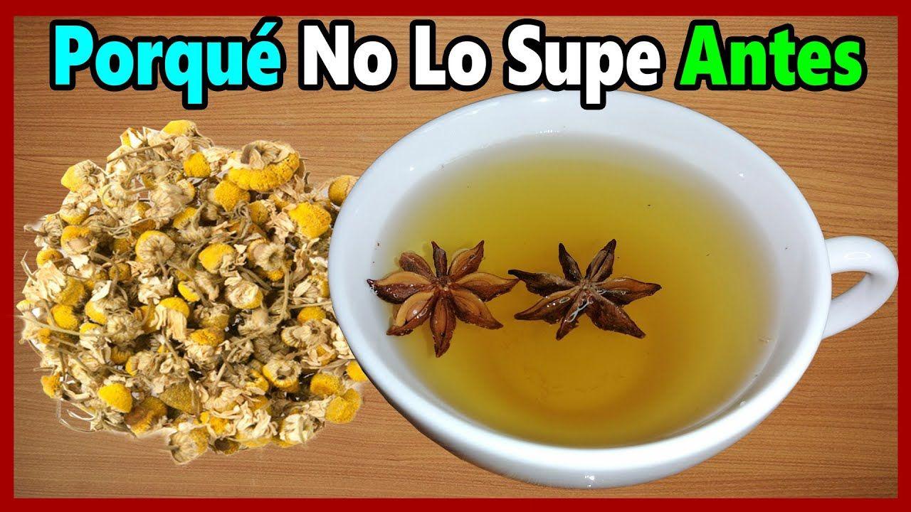Mezcla Manzanilla Con Anís Estrellado Y Estarás Agradecida Conmigo Toda Food Health Remedies Health Tips