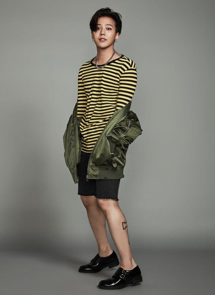 Photo )) 8 Seconds x G,Dragon Fashion Line Collaboration