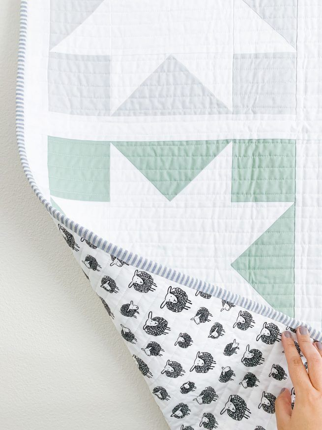 Photo of Custom Baby Boy Quilt – Cotton + Joy