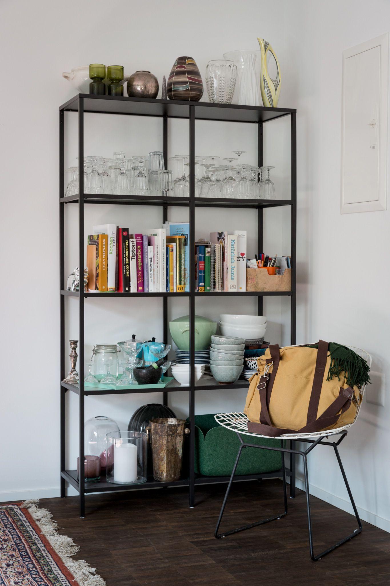 Ikea Vittsj shelf  home in 2019  Loft wohnung