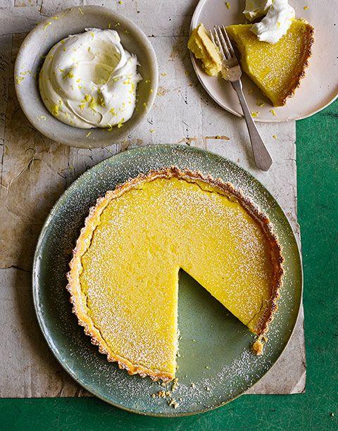 How to make lemon tart | Yumm Recipes in 2019 | Tart recipes