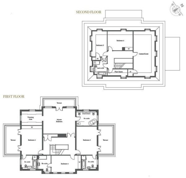 Woodley Hall, Littlewick Green, Maidenhead, Berkshire SL6 3QT