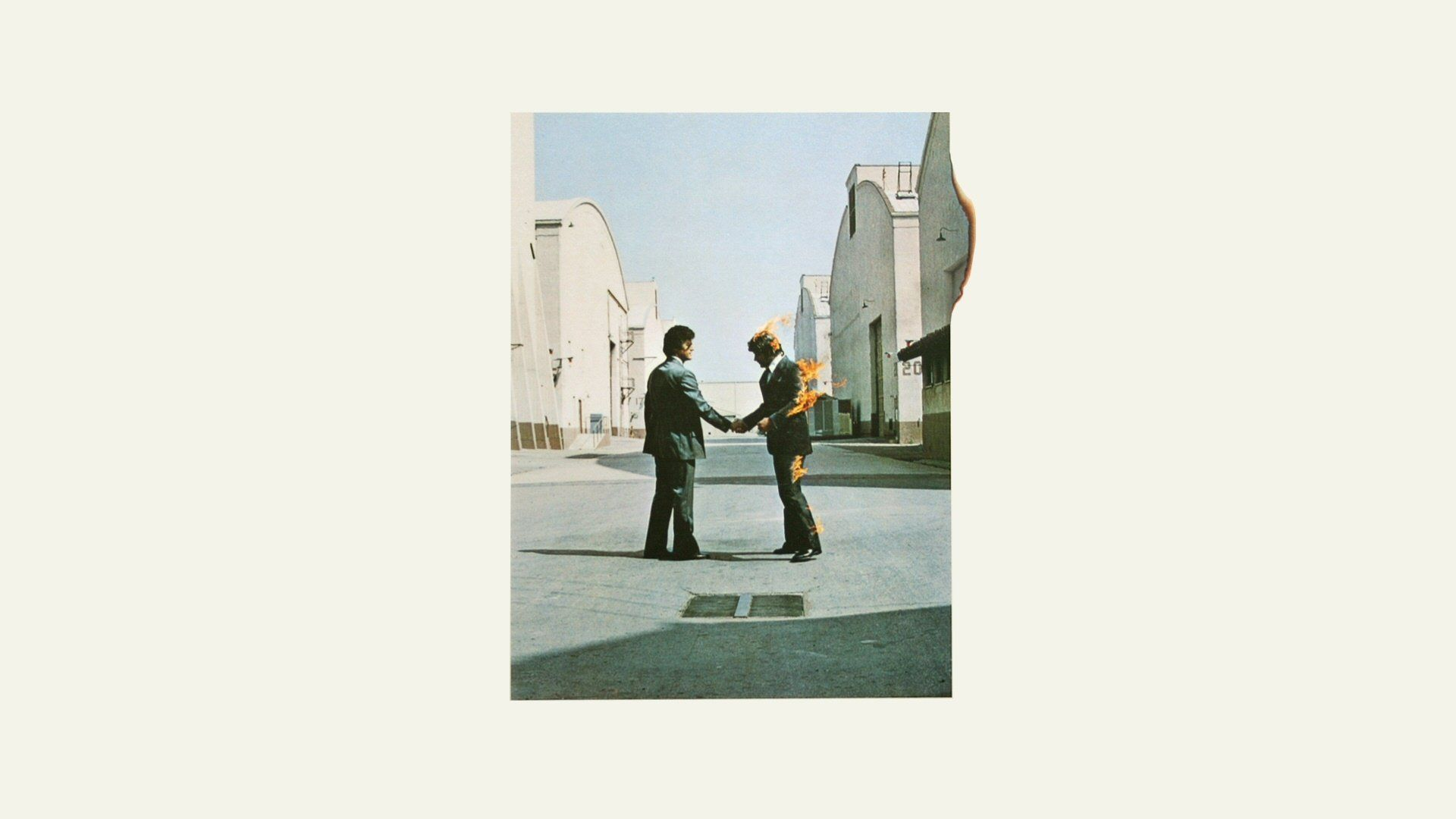 Pink Floyd Wish You Were Here Android Wallpaper HD Android