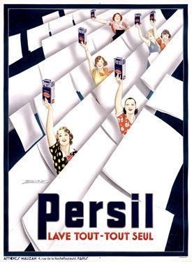 Persil Laundry Soap Advertisement Fine Art Print Etriggerz For