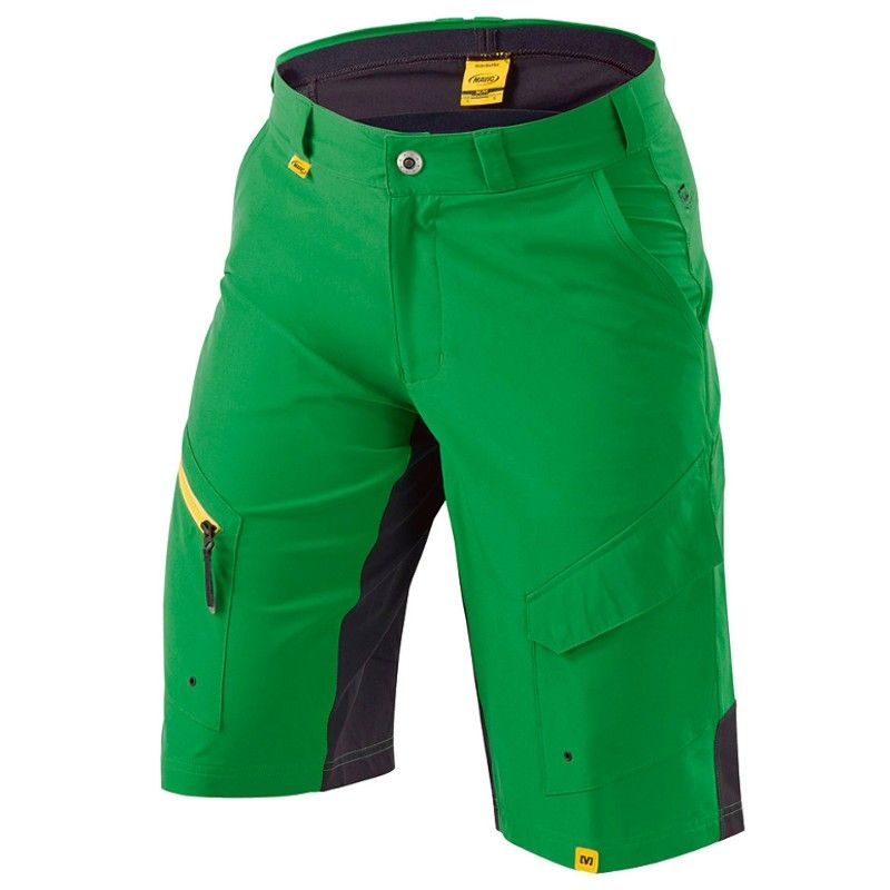 Mavic Crossmax MTB Shorts Set Green 2014