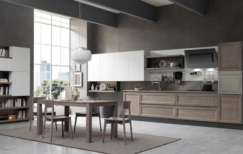 Cucine Moderne - Febal Casa | Kitchen feel | Kitchen, Kitchen design ...