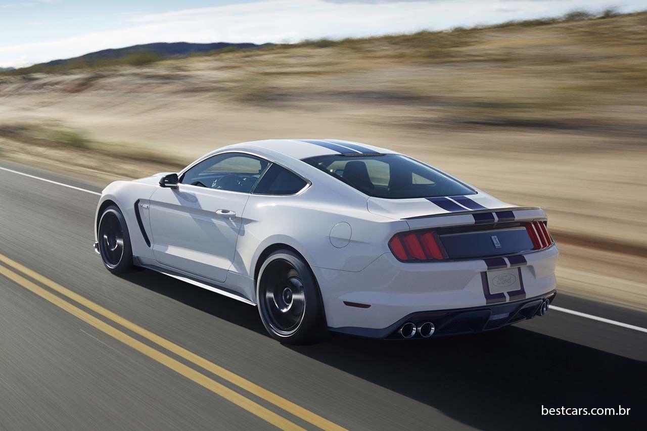 Ford Mustang Shelby GT 350: detalhes do V8 de 533 cv   Best Cars