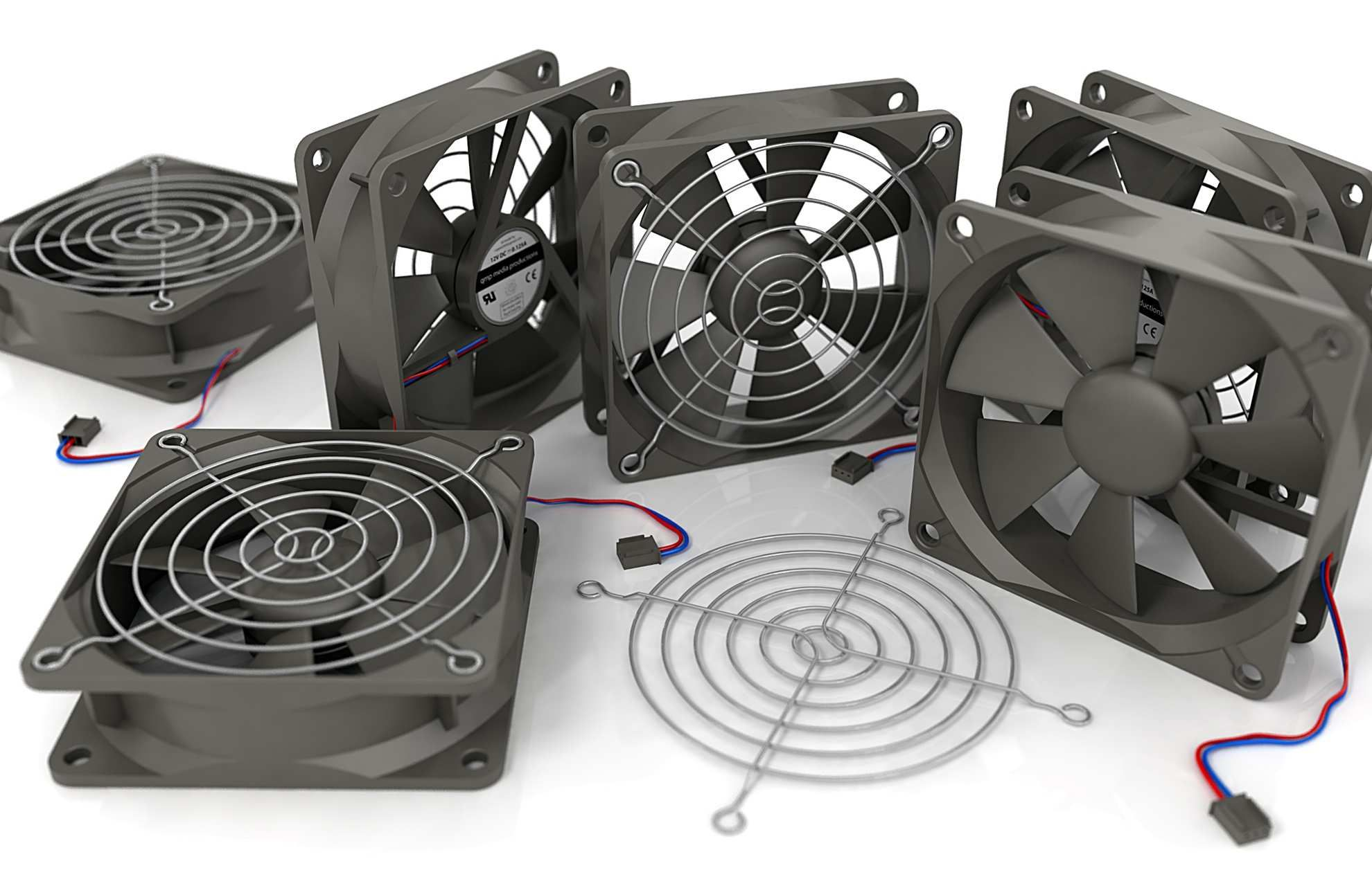 5 Best Pc Case Fans In 2020 Computer Fan Old Computers