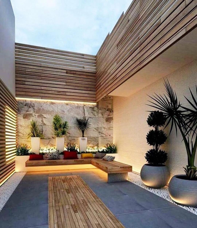 Terrace garden, Pinterest garden, Backyard landscaping designs