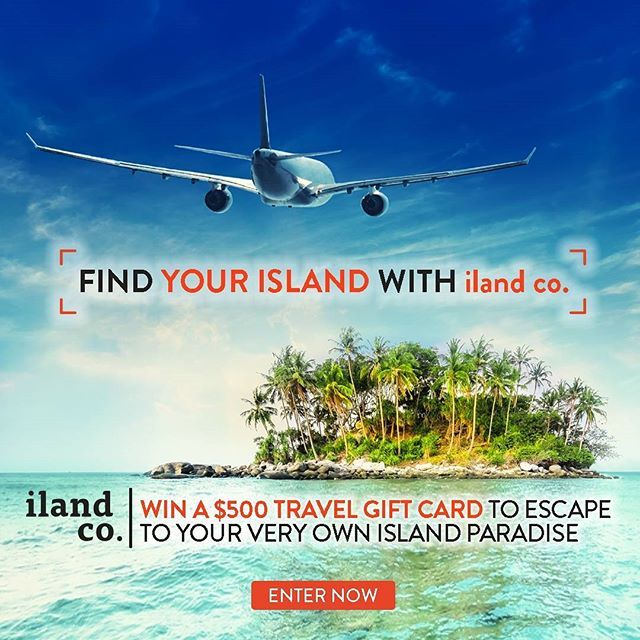 Win Us500 Travel Gift Voucher To Use To Escape To The Island Of