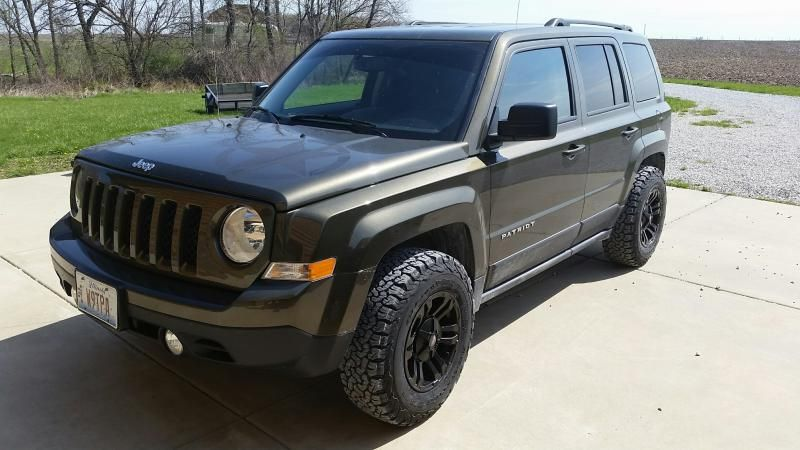 Great Jeep Patriot Wide Tires Jeep Http Ift Tt 2ewhgw8 Jeep Patriot Jeep Patriot Sport Jeep Patriot Lifted