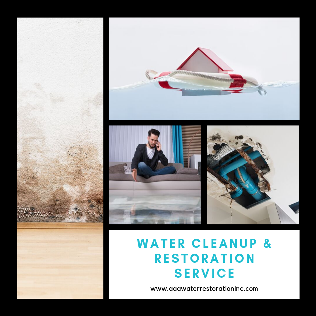 We specialize in repairs for any type of water damage