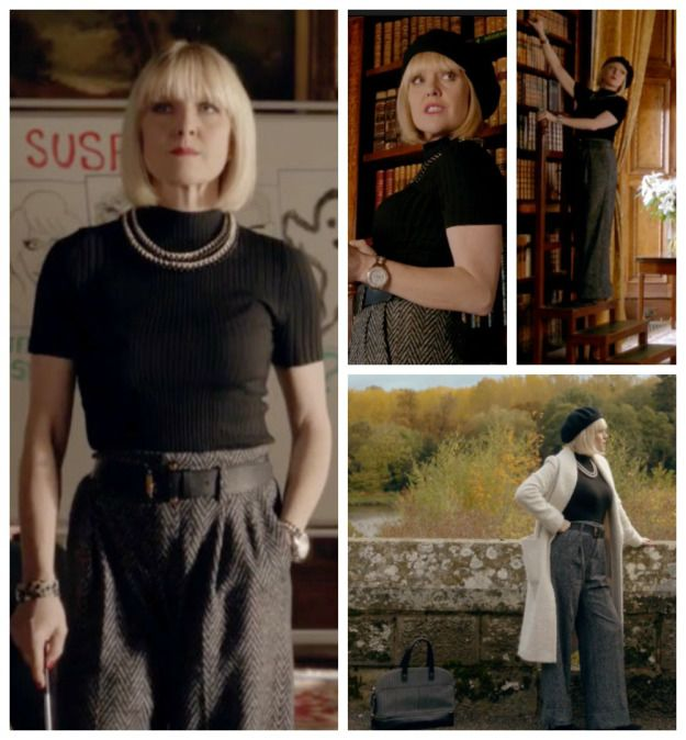 Agatha Raisin Style Inspiration Avec Images Fashion Mode Mode