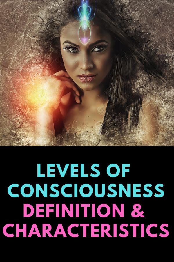 3 Levels of Consciousness - Conscious, Subconscious