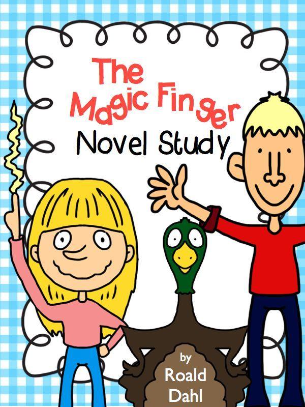The Magic Finger Book