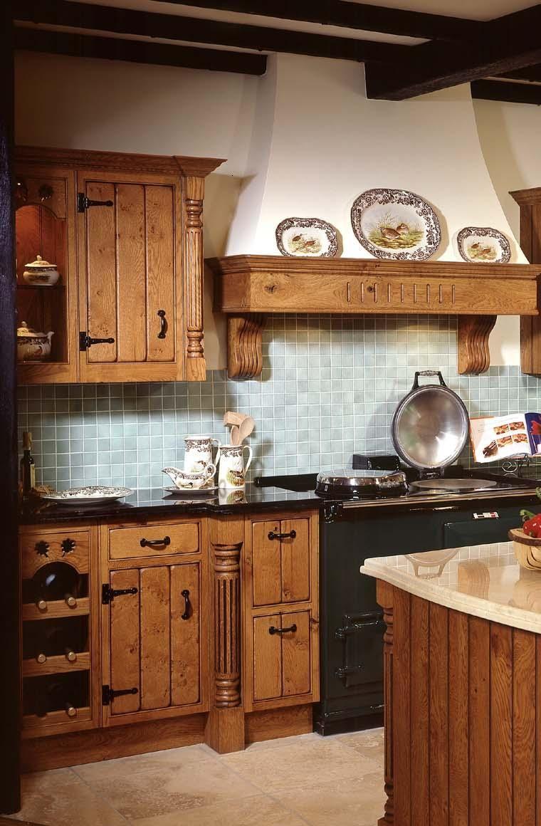 Decoraci n de cocinas antiguas 38 ideas geniales for Muebles de cocina tien 21