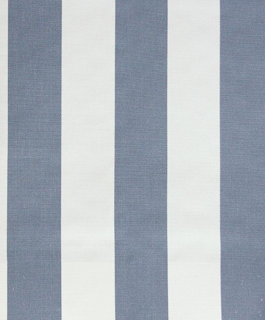 Baron Lake Stripe Fabric A Good Weight Cotton Stripe In Grey Blue And Off White Suitable F Striped Upholstery Fabric Striped Upholstery Striped Curtain Fabric