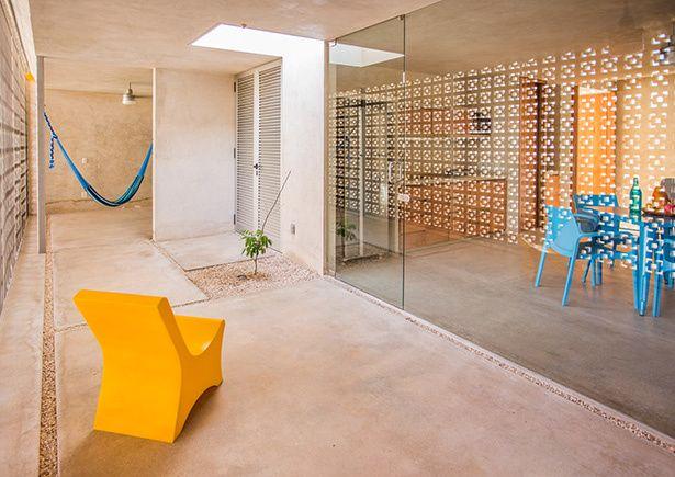 Refugio artesanal m rida arquitectura celos as y for Arquitectura de interiores a distancia