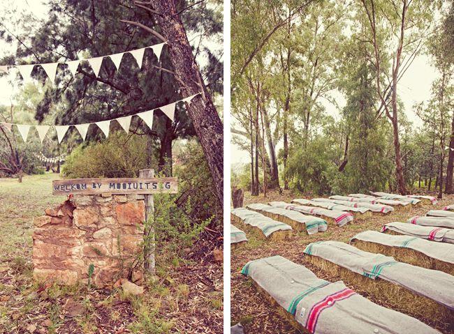 DIY Farm Wedding In South Africa