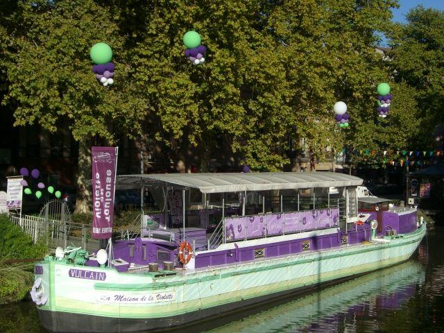 La maison de la violette toulouse midi pyr n es la for Maison violette toulouse