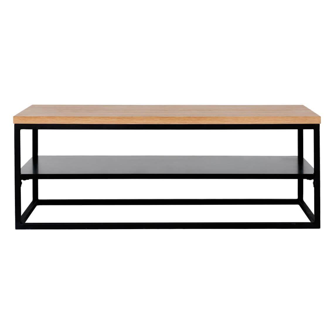 Best Atelier Coffee Table Black Oak Coffee Table Rectangle 400 x 300