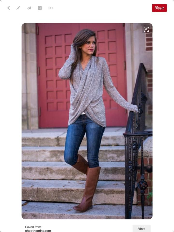 e9a23761a058 wakefield crossover sweater. Would be amazing to hide the leftover ...