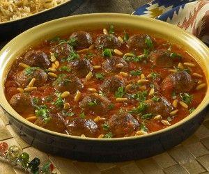 طريقة عمل داوود باشا بلحم الغنم بالصور Recipe Cooking Middle East Food Food