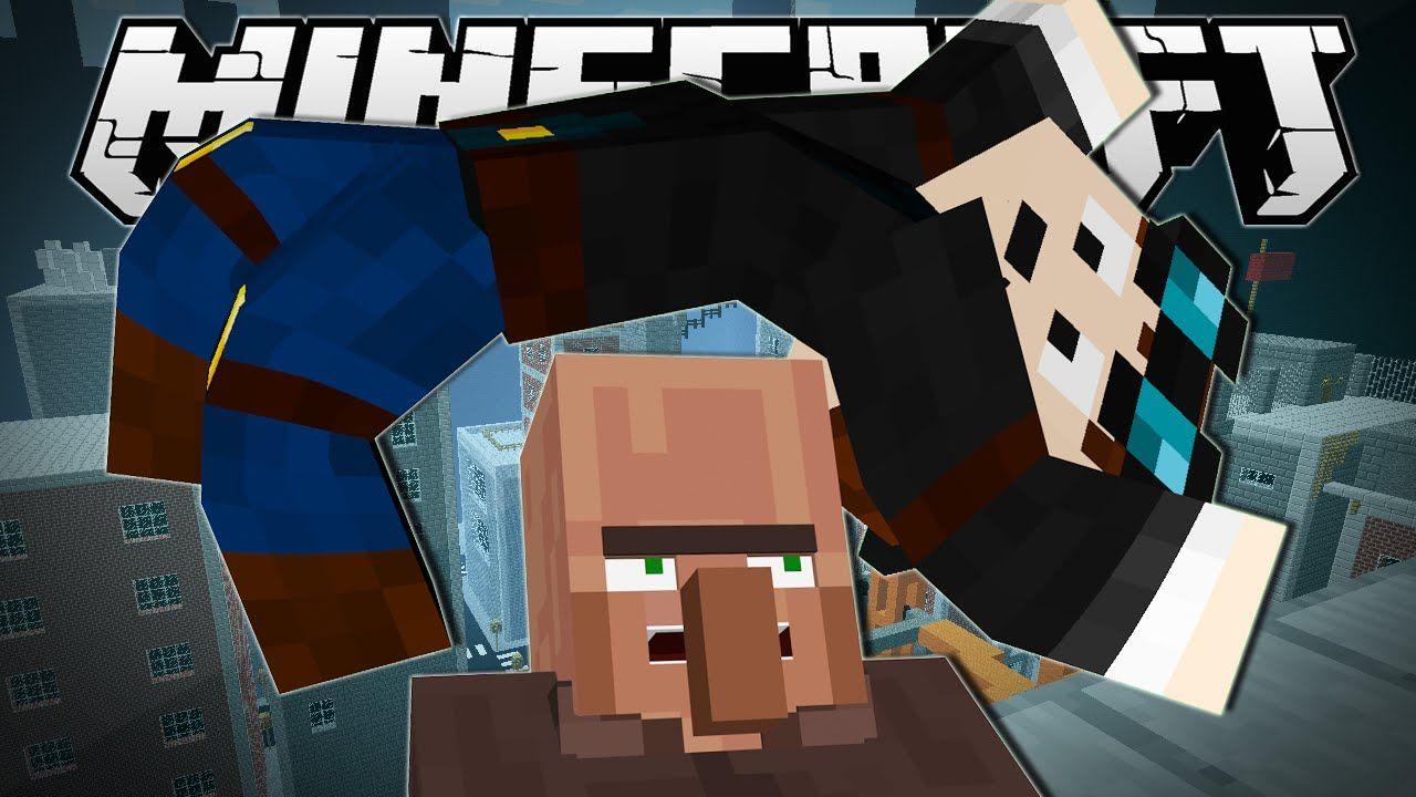 Minecraft BACKFLIP MADNESS!! Custom Vanilla Map