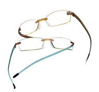4d41b7a5d6 Italee Eyeglasses. Horridly expensive but worth it!