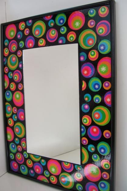 Artesanales espejos pinterest artesanal espejo y marcos for Espejos artesanales