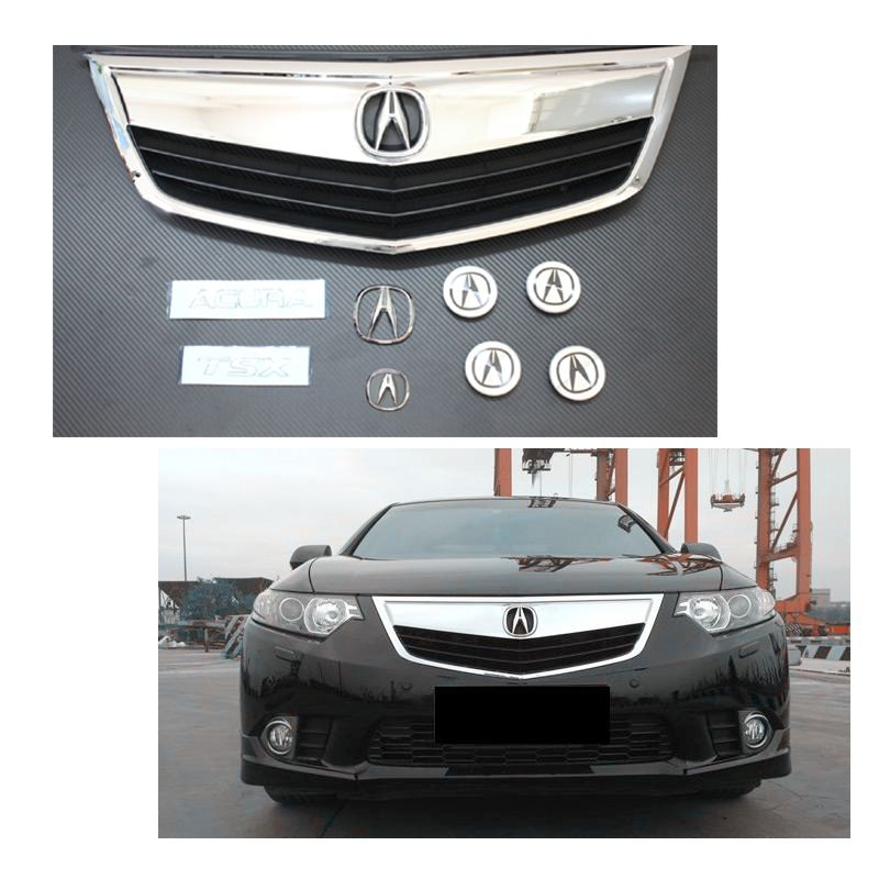 Acura TSX Front Grill For Honda Accord/Inspire/TSX 2008